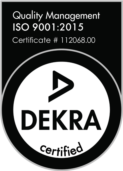 Bruin announces ISO 9001:2015 Certification!